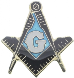 Square & Compass Pin Model # 360957