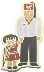 Shriners Helper Pin Model # 360962