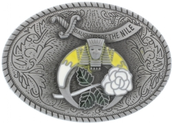 Daughters of the Nile Buckle Model # 360975