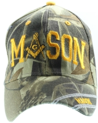 Cammo Mason Hat Model # 361048