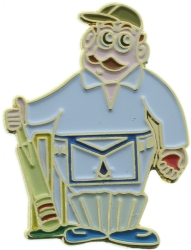 Masonic Cricket Pin Model # 361055