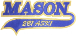 MASON 2B1 ASK1 Patch 10 1/2 Inch Model # 361148