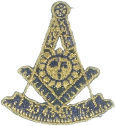 Past Master Patch 1 1/2 Inch
