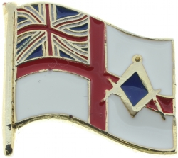 Royal Navy Masonic Pin Model # 361195
