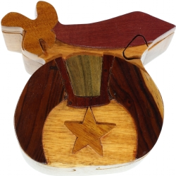Shriners Puzzle Box Model # 361312