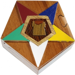 OES Puzzle Box Model # 361313