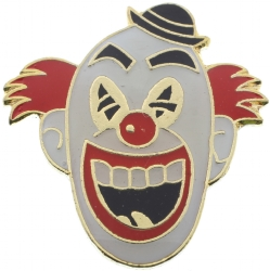Clown Pin Model # 361328