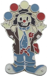 Clown Pin Model # 361335