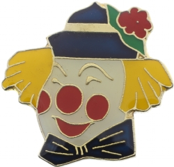 Clown Pin Model # 361336