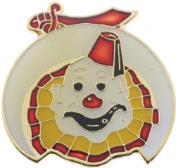 Clown Pin Model # 361337