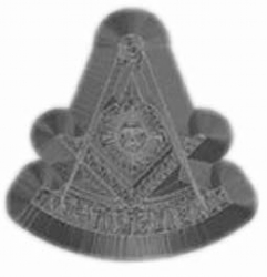 Past Master Metal Stamp