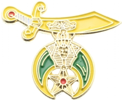 Shriners Pin Model # 361473