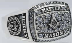 Design Your Own Custom Pave Championship Ring