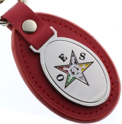 Eastern Star Keychain Model # 361518