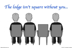 Lodge Cards - Come back to Lodge Postcard Model # 361534