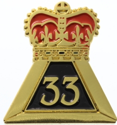 33rd Degree Lapel Pin Model # 361560
