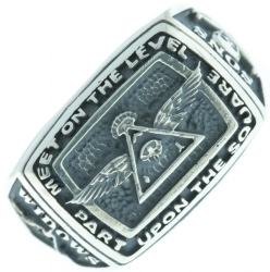 Widows Sons Masonic Ring