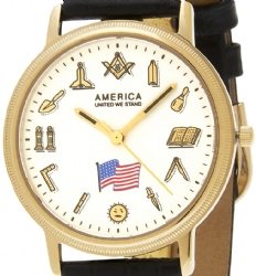 Premium Masonic Watch Model # 361784