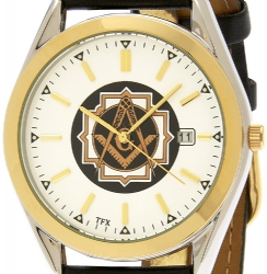 Bulova TFX Masonic Watch Model # 361789