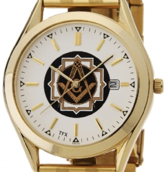 Bulova TFX Masonic Watch Model # 361790