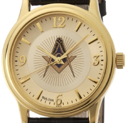 Bulova Masonic Watch Model # 361792