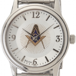 Bulova Masonic Watch Model # 361796