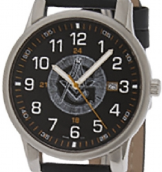 Premium Masonic Watch Model # 361803