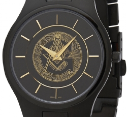 Premium Masonic Watch Model # 361805