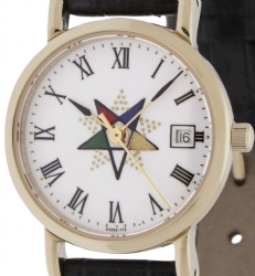 Premium Eastern Star Watch Model # 361813