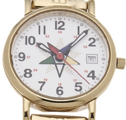 Premium Eastern Star Watch Model # 361816