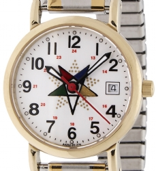 Premium Eastern Star Watch Model # 361817