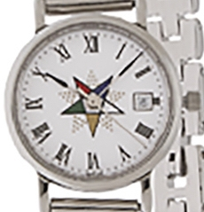 Premium Eastern Star Watch Model # 361819