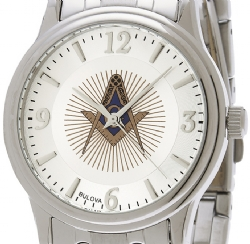 Bulova Masonic Watch Model # 361823