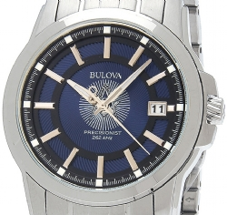 Bulova Precisionist Masonic Watch Model # 361824