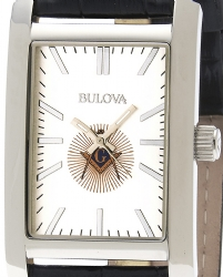 Bulova Masonic Watch Model # 361826