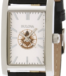 Bulova Past Master Watch Model # 361829