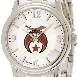 Bulova Shriners Watch Model # 361837
