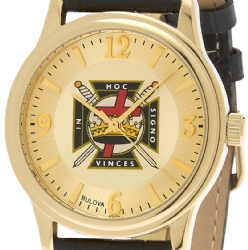 Bulova Knights Templar Watch Model # 361840