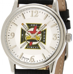 Bulova Knights Templar Watch Model # 361843
