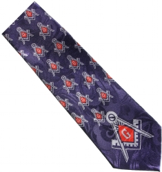 Masonic Neck Tie Model # 361863