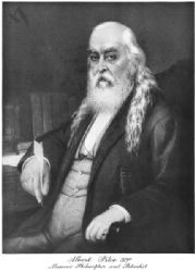 Albert Pike Portrait Model # 361992