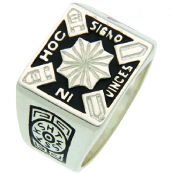 York Rite Ring