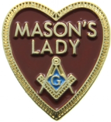 Masons Lady Pin Model # 362187