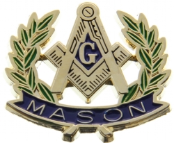 Mason Wreath Pin Model # 362193