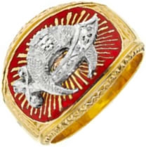 Shriner Ring