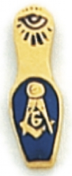 Slipper Lapel Pin Model # 362327