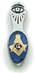 Slipper Lapel Pin Model # 362328