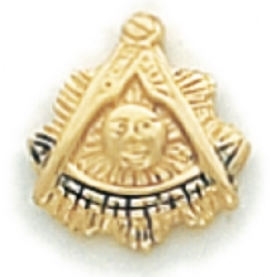 Past Master Lapel Pin Model # 362343
