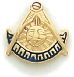 Past Master Lapel Pin Model # 362344