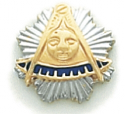 Past Master Lapel Pin Model # 362345